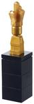 Microfig trophy