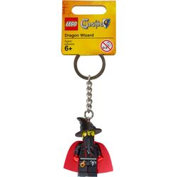 Dragon wizard key chain