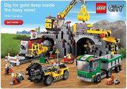 Lego mine