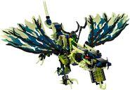 Lego Ninjago Attack of The Morro Dragon 11