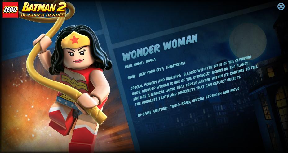 Image - Wonder Woman LB2 stats.jpg | Brickipedia | Fandom ...