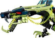 Lego Ninjago Attack of The Morro Dragon 12