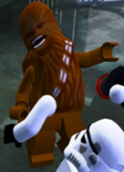 Chewbacca LEGO Star Wars II