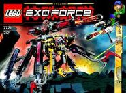 7721 Combat Crawler X21