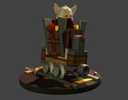 Dwarf Character