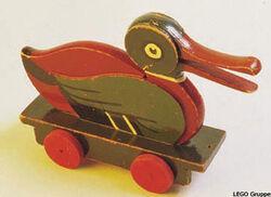 Wooden-duck