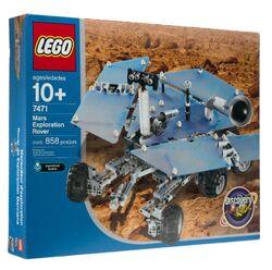 7471 Mars Exploration Rover