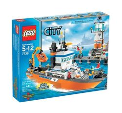 7739-lego-city-coast-guard-patrol-boat-and-tower