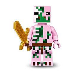 Cochon zombie wiki lego fandom powered by wikia - Minecraft cochon ...