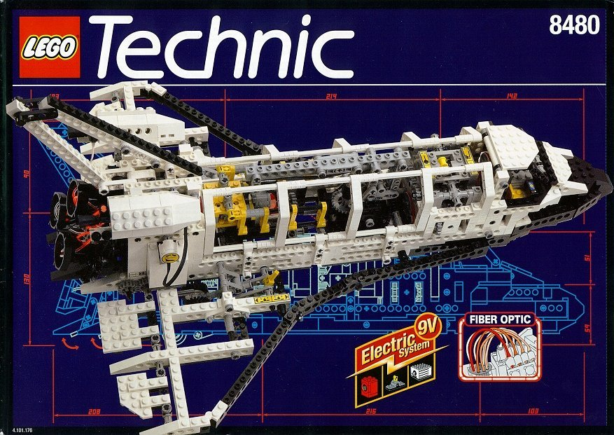 lego space shuttle parts list - photo #22