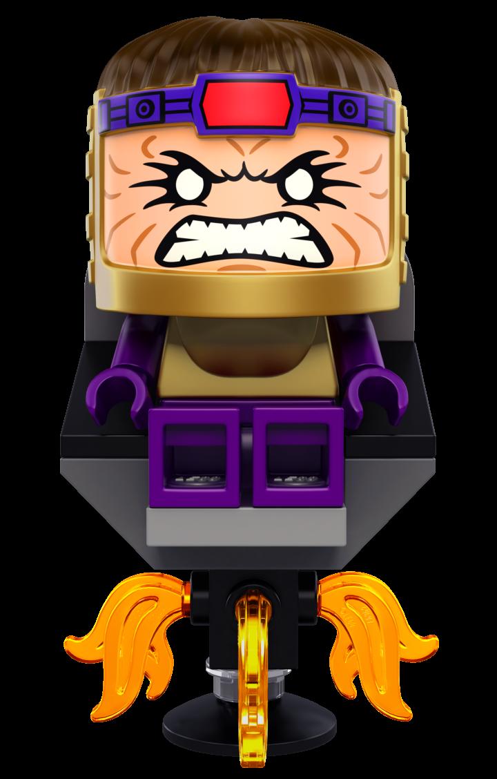 Image Gallery Lego Modok