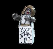 Zombie Bride CGI