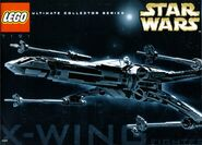 7191-2 X-wing Fighter