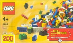 4782 Bulk Set- 200 Bricks