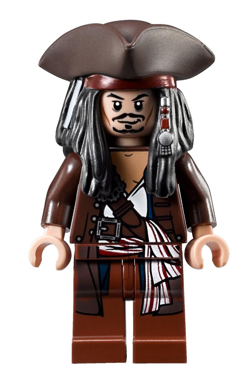 Jack Sparrow Brickipedia Fandom Powered By Wikia