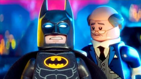 THE LEGO BATMAN MOVIE Clip - Raise Your Son (2017) Animated Comedy Movie HD