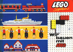 239 We Build With LEGO