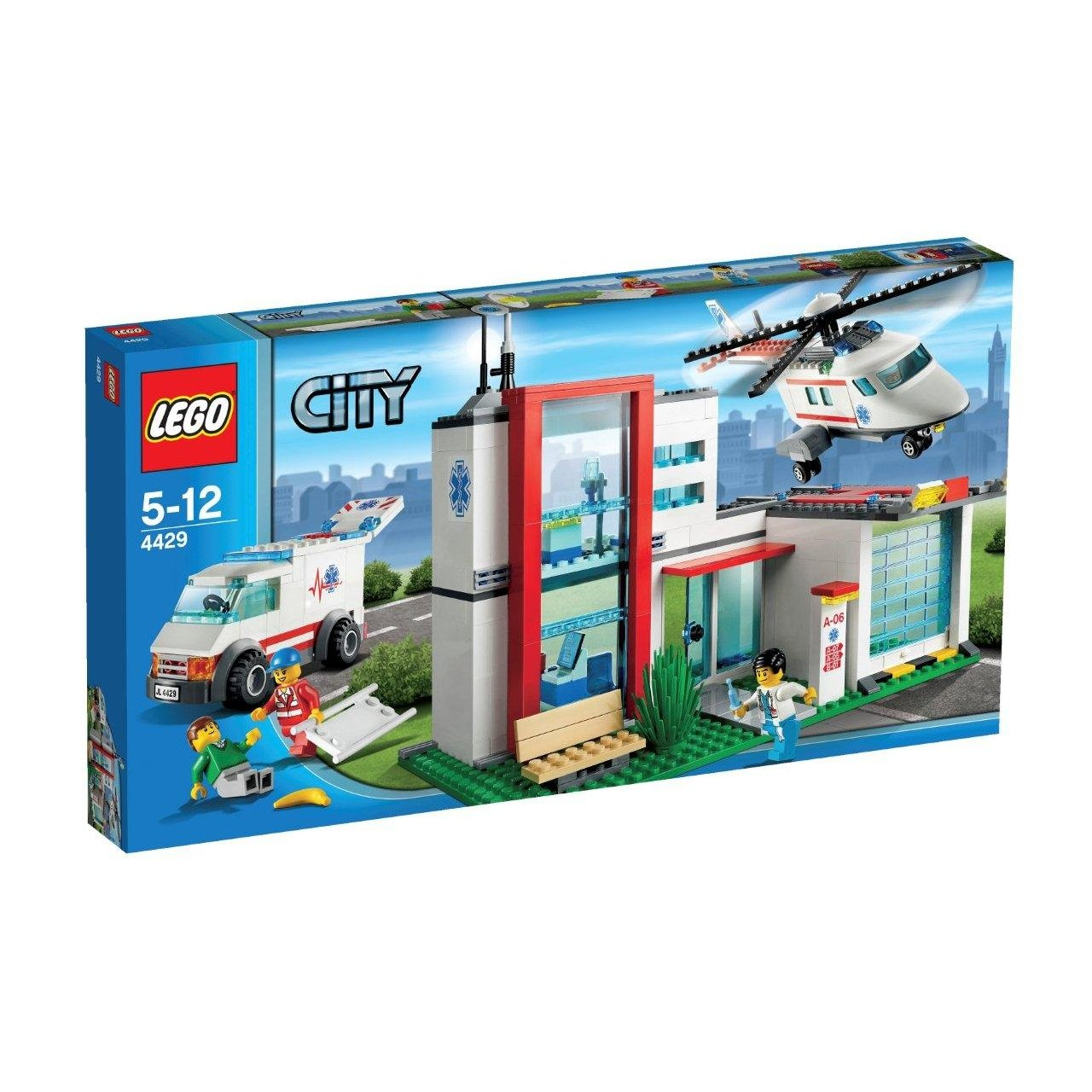 ambulance helicopter games with 4429 Helicopter Rescue on Set Database Lego 7892 Hospital additionally Robocar Poli Coloring Pages besides Transportation Flashcards also Cupcake my baby birthday shirt dad 235017537008517649 likewise 4429 Helicopter Rescue.