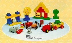 2392 Farmyard