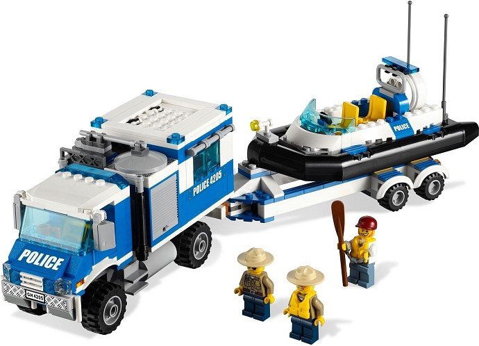 4205 le centre de commande tout terrain wiki lego fandom powered by wikia - Lego city police camion ...