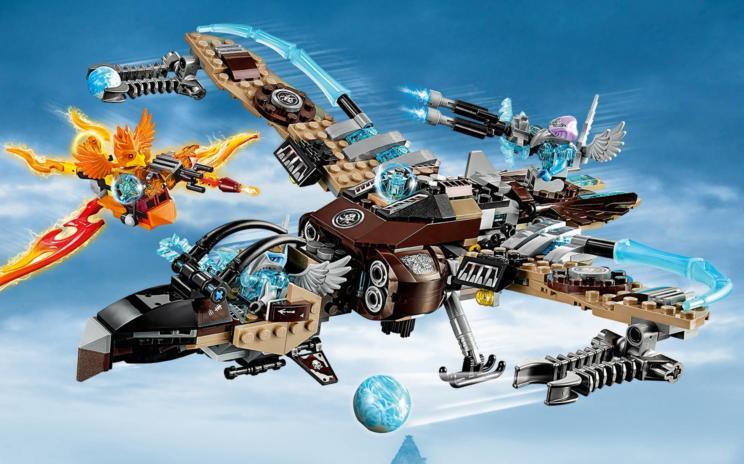 70228 le vautour volant wiki lego fandom powered by wikia - Chima saison 2 ...