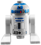 LEGO R2-D2 (Second Variation)
