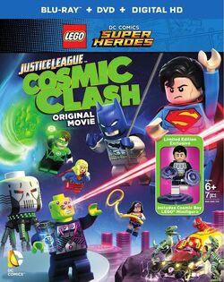 Justice leaguecosmicclash