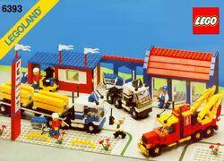 6393-Big Rig Truck Stop