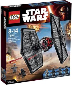75101 First Order Special Forces TIE Fighter box1