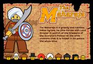 OE the maharaja