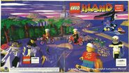 LEGO Island Manual Cover