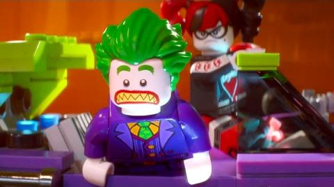 THE LEGO BATMAN MOVIE Promo Clip - Meet The Cast (2017) Animated Comedy Movie HD