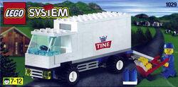 Milk Deilvery Truck