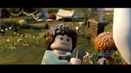 Lego the hobbit frodo unexpected