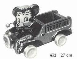 Teddybill
