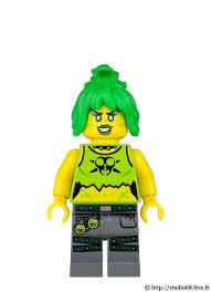 Lego Ninjago Mysteries: Toxikita-The master of Poison - YouTube