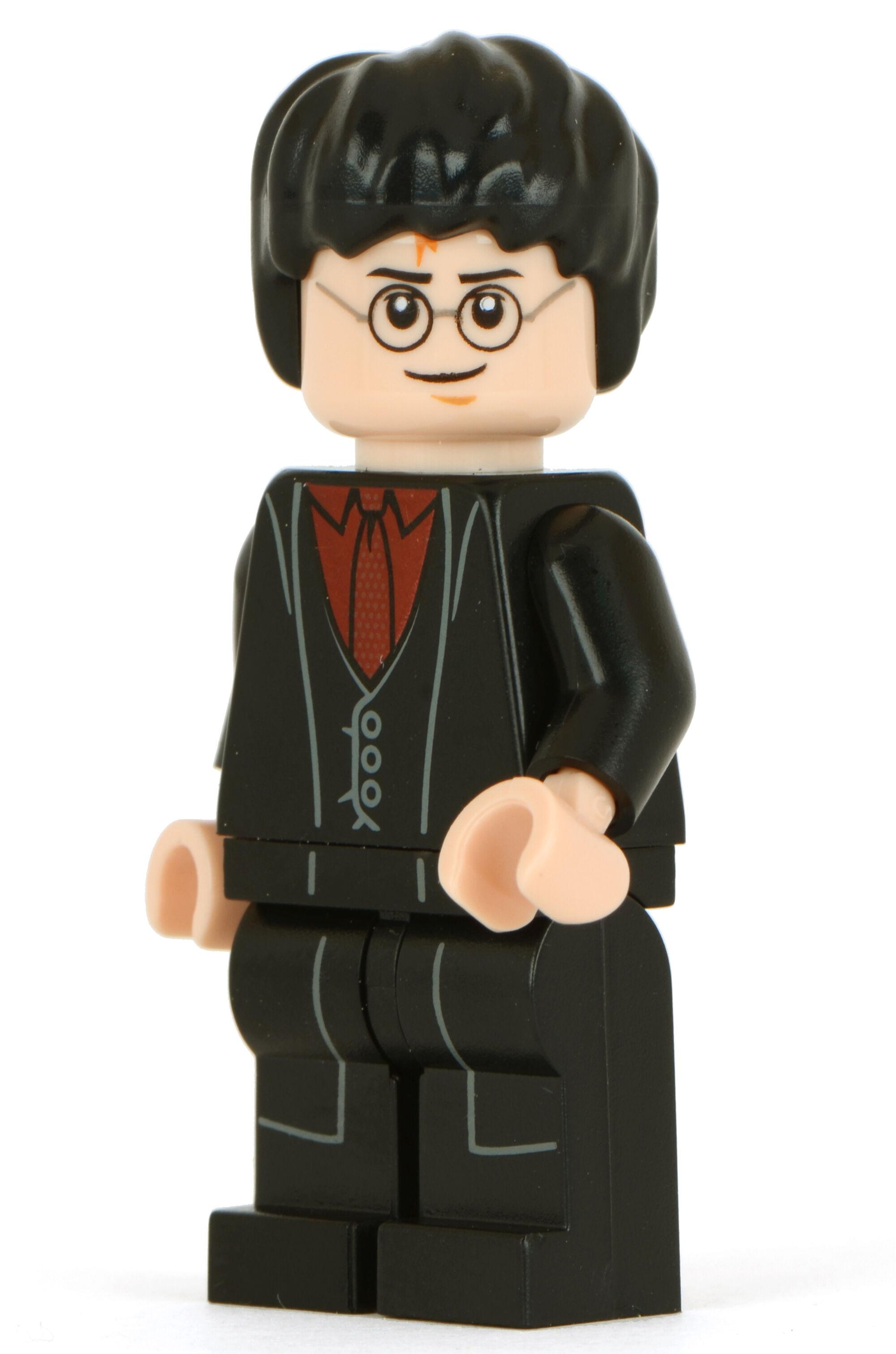 Harry Potter Minifigure Brickipedia Fandom Powered