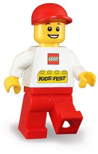 Lego Kids Fest Minifigure