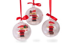 852744 LEGO Holiday Ornaments