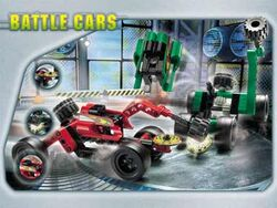 8241 Battle Cars