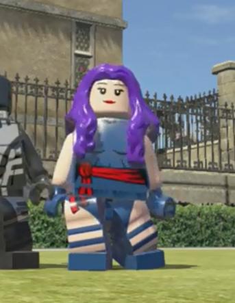 Psylocke   Brickipedia   Fandom powered by Wikia