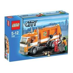 7991 Recycle Truck