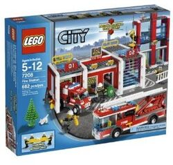 Fire Station 7208