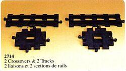 2714 Train Crossings