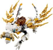 Lego Ninjago Master Wu Dragon 9
