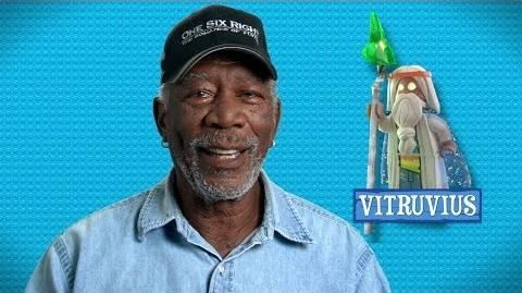 The LEGO Movie - Morgan Freeman