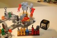 Toy Fair 2011 Heroica setup 2