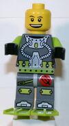 Brickmaster Atlantis Bobby Boje Froh