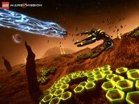 ETX-Infiltrator Under Attack