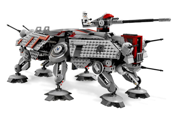 Imperial Walker Lego Instructions